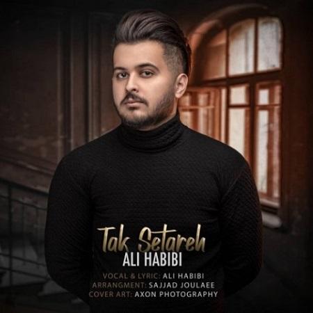 دانلود آهنگ جدید علی حبیبی به نام تک ستاره