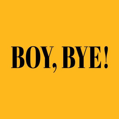 دانلود آهنگ boy bye